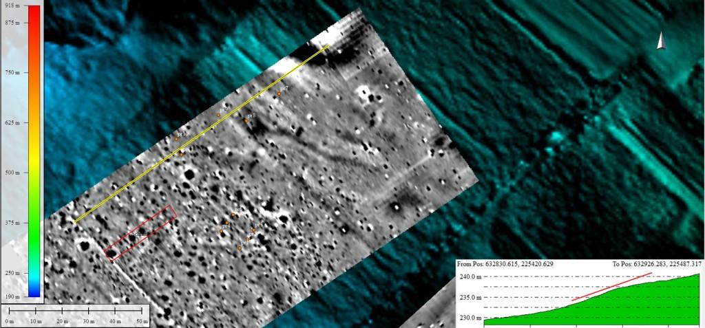 Wyniki badań geomagnetycznych na stanowisku Wróblowice 1